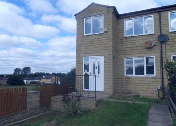Thumbnail 3 bed semi-detached house to rent in Clarkson Close, Heckmondwike