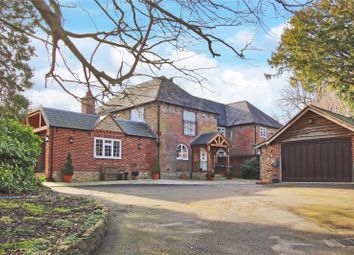 Saint Leonard's Street, West Malling, Kent ME19. 4 bed semi-detached house for sale