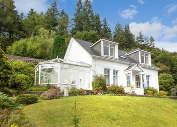 Thumbnail 4 bedroom detached house for sale in Springbank, Tighnabruaich, Argyll And Bute