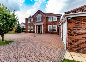 Thumbnail 4 bed detached house for sale in Oak Way, Heckington, Sleaford, Lincolnshire