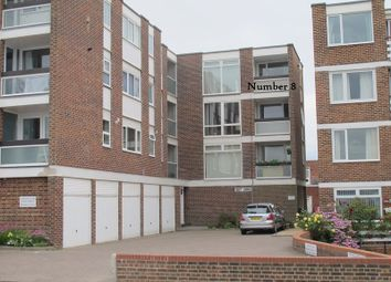 Thumbnail 2 bed flat for sale in East Lodge, Marine Parade East, Lee On The Solent