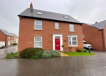 Thumbnail 5 bed detached house for sale in Harlow Way, Ashbourne