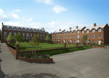 Thumbnail 2 bedroom flat for sale in Burlingham Square, Rosebank, Worcester