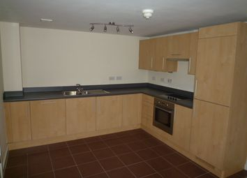 Thumbnail 1 bed flat to rent in Rutland Street, Leicester