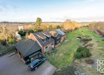 Thumbnail 4 bedroom detached house for sale in Offton, Offton, Ipswich