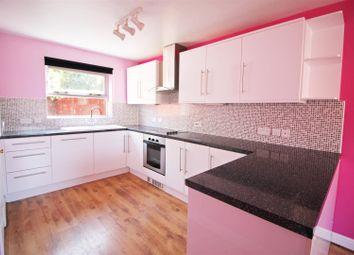 Thumbnail 3 bed terraced house for sale in Eldon Green, Tuxford, Newark