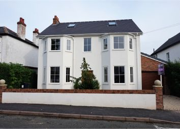 Thumbnail 5 bed detached house for sale in Weston Avenue, Oswestry