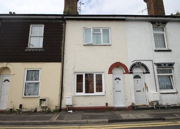 Thumbnail 2 bed terraced house for sale in Grove Road, Strood, Kent
