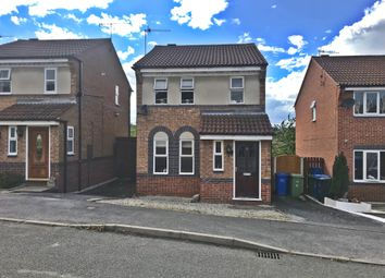 Thumbnail 3 bedroom detached house for sale in Swalebank Close, Chesterfield