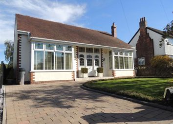 Thumbnail 4 bed detached bungalow for sale in Windlehurst Road, High Lane, Stockport