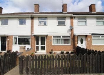 Thumbnail 3 bed terraced house for sale in Hartland Grove, Middlesbrough