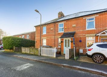 Thumbnail 2 bed terraced house to rent in Church Road, Chavey Down, Ascot
