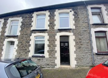 Thumbnail 3 bed terraced house for sale in Thomas Place, Cymmer -, Porth