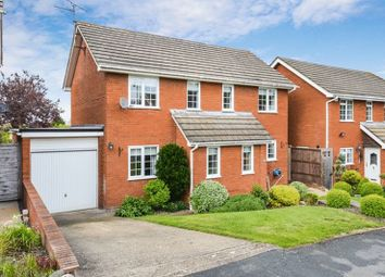 Thumbnail 4 bedroom detached house for sale in Cottage Grounds, Stone, Aylesbury