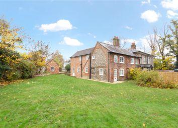 Thumbnail 3 bedroom semi-detached house for sale in Woodside Road, Amersham, Buckinghamshire