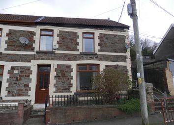Thumbnail 4 bed property for sale in Lewis Terrace, Llwyncelyn, Rhondda Cynon Taff.
