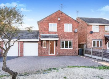 Thumbnail 4 bed link-detached house for sale in Dalton Road, Bedworth