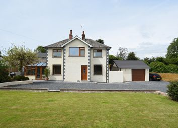 Thumbnail 3 bed detached house for sale in Ulverston Road, Swarthmoor, Cumbria