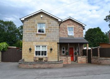 Thumbnail 5 bed detached house to rent in Station Road, Duffield, Belper