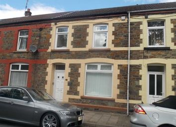 Thumbnail 4 bed terraced house for sale in Leslie Terrace, Porth