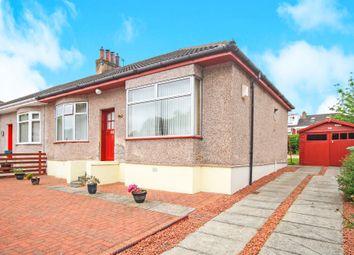 Thumbnail 2 bedroom semi-detached bungalow for sale in Peebles Drive, Rutherglen, Glasgow