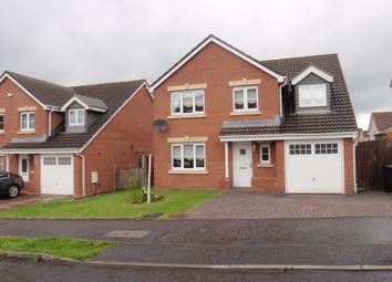 Thumbnail 5 bed detached house to rent in Linkwood Road, Airdrie