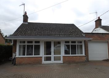 Thumbnail 4 bedroom bungalow to rent in Outwell Road, Elm, Wisbech