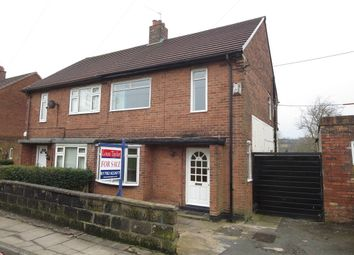 Thumbnail 3 bedroom semi-detached house for sale in Lymebrook Way, Trent Vale, Stoke-On-Trent