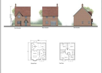 Thumbnail 3 bed terraced house for sale in Off Cotes Road, Barrow Upon Soar