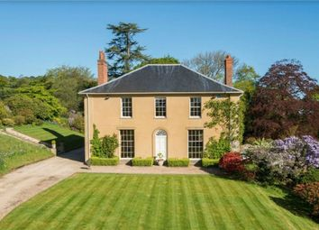 Thumbnail 6 bed detached house to rent in The Old Rectory, Elworthy, Taunton, Somerset
