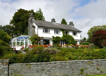 Thumbnail 4 bed detached house for sale in The Birches, Cornbirthwaite Road, Windermere