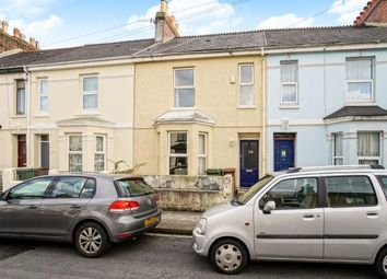 3 bed terraced house for sale in Plymouth, Devon, England PL4