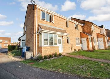 Thumbnail 1 bed terraced house to rent in Rye Close, Eynesbury, St. Neots
