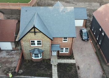 Thumbnail 5 bed detached house for sale in Windmill Lane, Bursledon, Southampton