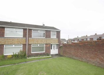 Thumbnail 3 bed terraced house for sale in Brecon Place, Perkinsville, Chester Le Street, County Durham