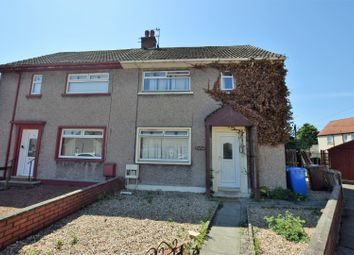 Thumbnail 2 bed semi-detached house for sale in Irvine Mains Crescent, Irvine
