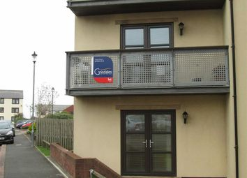 Thumbnail 2 bed flat to rent in Ellen Wharf, Maryport