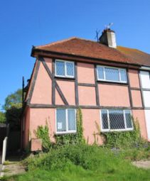 Thumbnail 3 bed semi-detached house for sale in Walton Road, Walton On The Naze, Essex