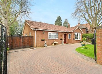Thumbnail 2 bed bungalow for sale in Station Lane, Hedon, Hull, East Yorkshire