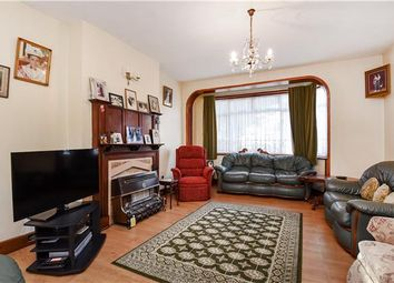 Thumbnail 3 bedroom terraced house for sale in Strathyre Avenue, London