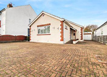 Maidstone Road, Wigmore, Rainham, Kent ME8. 3 bed bungalow for sale