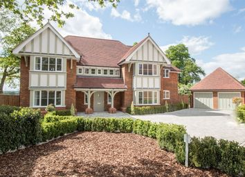 Thumbnail 5 bedroom detached house for sale in Winchfield View, Old Potbridge Road, Winchfield