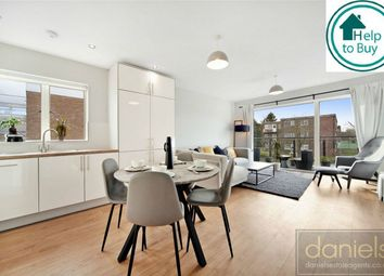 Thumbnail 2 bedroom flat for sale in 12 Harrowdene Road, Wembley, Middlesex