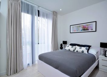 Thumbnail 2 bed flat to rent in Thessaly Road, Nine Elms
