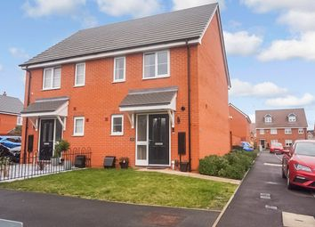 Thumbnail 2 bed semi-detached house for sale in Horsfall Drive, Walmley, Sutton Coldfield