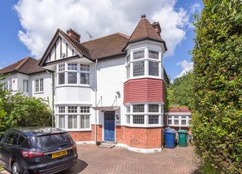Thumbnail 4 bed semi-detached house for sale in Lyndhurst Avenue, London