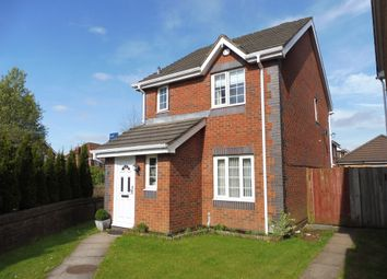 Thumbnail 3 bed detached house for sale in Lascelles Drive, Pontprennau, Cardiff