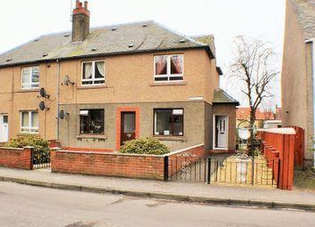 Thumbnail 2 bed flat for sale in Roselea Terrace, Church Street, Ladybank