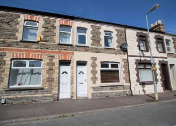 Thumbnail 2 bedroom terraced house for sale in Gladys Street, Cathays