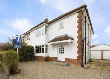 Thumbnail 4 bed semi-detached house for sale in Maylands Avenue, Hornchurch